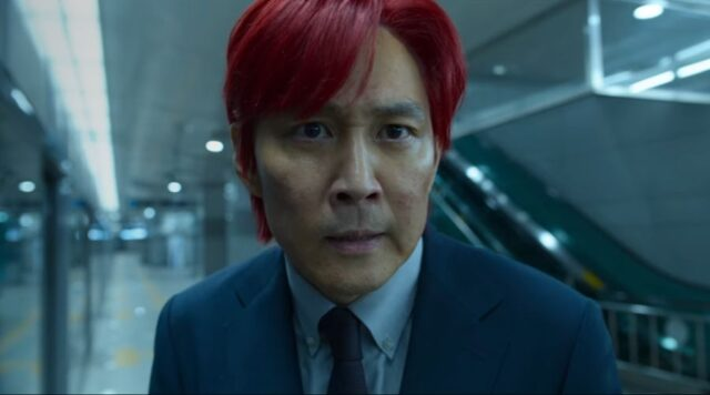 Squid game:RED hair: Complete consideration! The real reason the director doesn't explain!